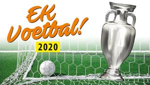 EK voetbal 2020 - 2021