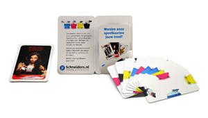 9 kaarten puzzel