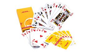 Kaartspel in doosje