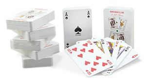 Kaartspel zonder doosje